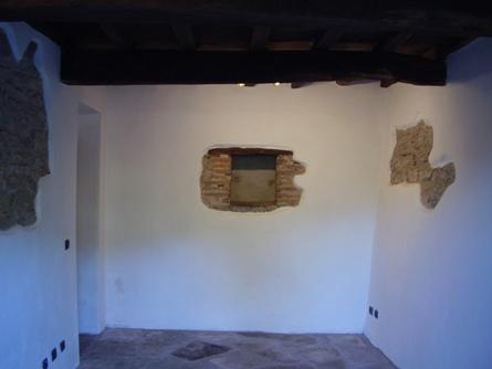 Lo studio for Come costruire una cabina di pietra